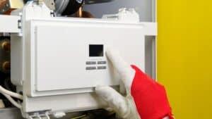 water heater repair henderson